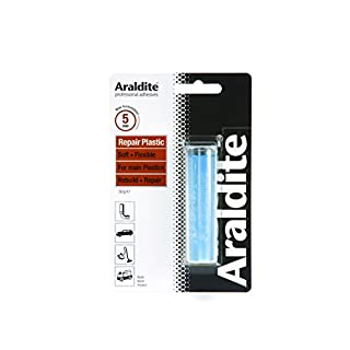 Araldite Repair Plastic Putty Tube, 50 g