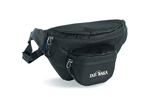 Tatonka Hüfttasche Funny Bag, Black, 32 x 16 x 6 cm, 1 Liter, 2210