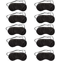 Markcur 20 Stück Schlafmaske Schlafbrille Augenmaske Augenblende Reise Schlafabdeckung für Die Reise und Zuhause... preisvergleich bei billige-tabletten.eu