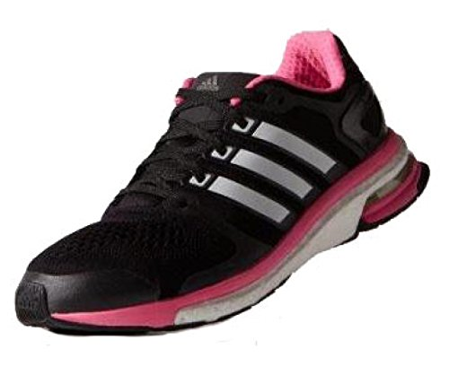 ADISTAR BOOST W ESM BLK - Chaussures Running Femme Adidas Noir