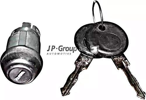 HELLA Schließzylinder für Zündschloß VW GOLF I, KAEFER (auch Cabriolet)