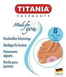 TITANIA Druckstellen Schutzringe, 1er Pack (1 x 9 g)