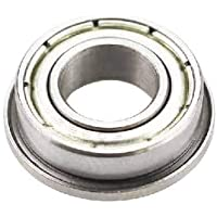 novo3d.in Flanged bearing F688zz well lubricated 8mm idler pulley for 3d printer 1/2/4 pcs.