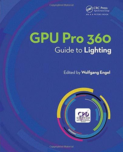 GPU Pro 360 Guide to Lighting (Web-360)