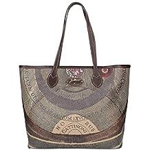 Gattinoni Bigpl1031wpvp56 Shopping Bag Donna Rosso TU ec7098ca7da