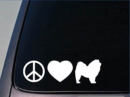 car-decals-and-stickers-peace-love-chow-sticker-h105-8-vinyl-chow-chow