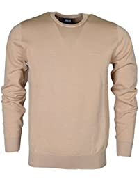 Armani Jeans - Pull - Manches Longues - Homme beige beige