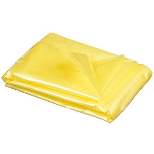 Film de forçage maraîcher-LDPE jaune-70µ-2,50x10m