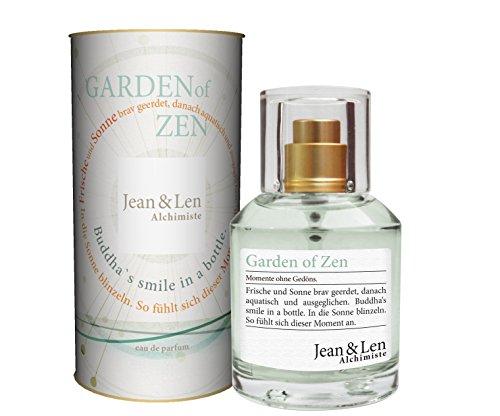 Jean & Len Garden of Zen, Damenduft, Eau de Parfum, 50 ml, 1 Stück
