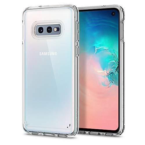 Spigen Ultra Hybrid Cover Galaxy S10e, con Tecnologia Air Cushion e Protezione da Goccia Ibrida per Galaxy S10e, Crystal Clear