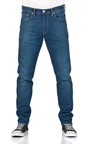 Levi's Homme 512 Slim Fit Cône Glastonbury Jeans, Bleu Bleu