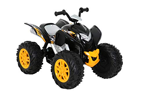 497025bb2 ROLLPLAY Elektro-Quad, For Children 3 Years and Older, Up to max.
