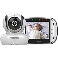 شاشة مراقبة الاطفال موتورولا ديجيتال بيبي فيديو - MBP36S