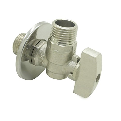 kingbull brass ball valve shower head shutoff valve shower arm volume control valve hand shower hose or bidet sprayer water saver flow control valve with
