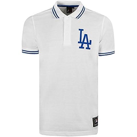 Official Majestic-MAglietta degli Athletic Dodgers & (Gonzalez Jersey)