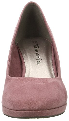 Tamaris Damen 22420 Pumps Pink (Mauve)