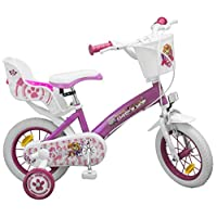 Toimsa 1271 EN71 12-Inch Paw Patrol Girls Bicycle