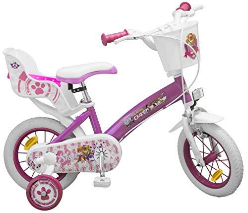 Toimsa 1271EN7112Zoll Paw Patrol Mädchen Fahrrad