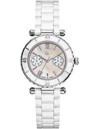 Gc Guess Collection Diver Chic Reloj para mujeres Con elementos de cerámica