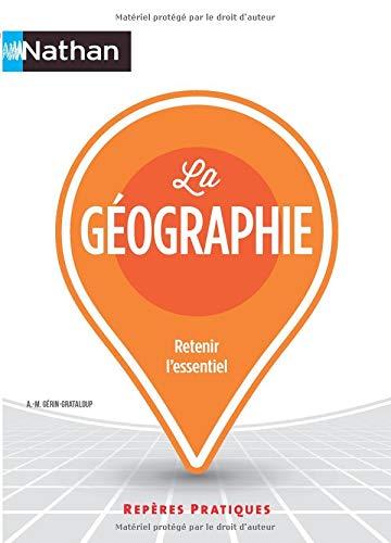 La géographie par Anne-Marie Gerin-Grataloup