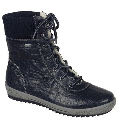 Rieker Woman Boot Massa Black *