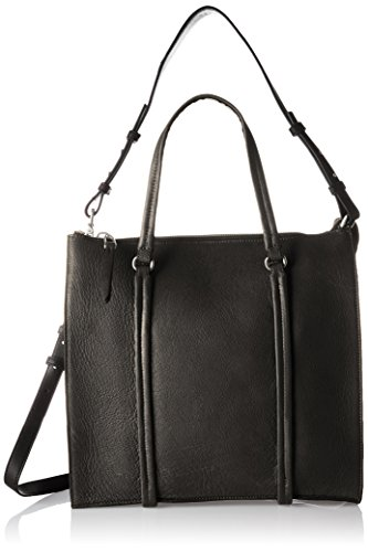 Marc O'Polo Damen Thirtyseven Tote, Schwarz (Black), 12x32x34 cm (Bag Fashion Tote Black)