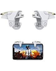 LADY THIKHAI Angel Wings Mobile Game Controller Trigger for PUBG , Battle Royale with Sensitive Shoot and Aim LT009GDG