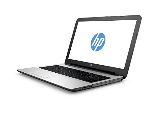 HP-15-ac148ns-2GHz-i3-5005U-156-1366-x-768Pixeles-Plata-Color-blanco-Ordenador-porttil-i3-5005U-DVDRW-Touchpad-Windows-10-Home-In-de-litio-64-bits