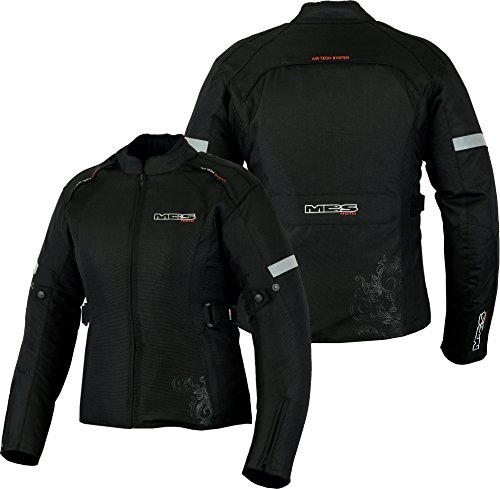 MBSmoto - Chaqueta Motociclismo Mujer Impermeable