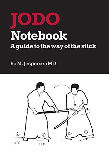 Jodo Notebook por Bo Jespersen