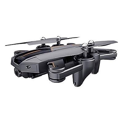 Prevently RC Drone, VISUO XS812 GPS 5G WiFi FPV 2MP 720P/ 5MP 1080P Wide Angle HD Camera Foldable RC Quadcopter Drone