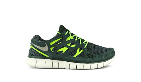 superior quality 3befc 7ae4b Nike FREE RUN +2 EXT 537732-303-42.5 - 9 Vert: Amazon.co.uk ...