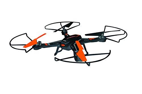 XciteRC 15002200 - RC Quadrocopter - Rocket 260 3D, 4 Kanal RTF Drohne, schwarz