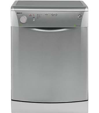 Beko DFN 1425S Lave Vaisselle Pose Libre 59,8 cm Nombre de Couverts: 12 49 dB Classe: A+