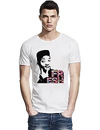 Fresh Prince Will Smith Raw Edge T-shirt