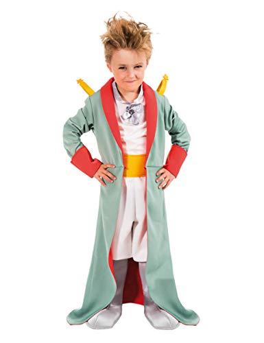 Kostüm Kleinen Prinz® Antoine de Saint-Exupéry für Kinder (Offizielle Lizenz) - Größe 128 cm (7/8 ()