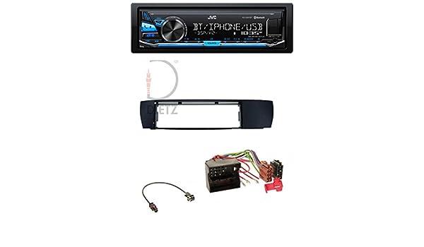 Adaptateur volant télécommande Interface BMW x3 e83 2004-2010 avec quadlock