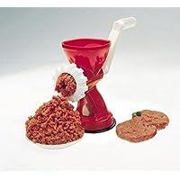 ANGOPE Trituradora de Carne - Maquina para Picar Carne Manual - fácil de Usar, eficaz y Segura