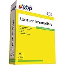 EBP Location Immobilière 2015 version 10 Lots