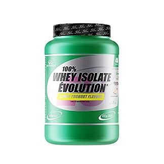 Eu Nutrition 100% Whey Isolate Evolution Lemon Yogurt Food Supplement 8
