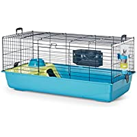 0def0ad3c664bf VADIGRAN Savic Nero 3 Deluxe Cage pour Lapin Bleu Couleur Assorti 100 x 50 x