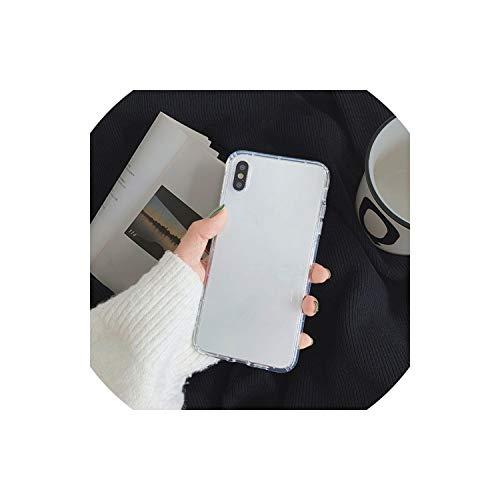 Anastasia.S Social Media Harms Ernsthaft Ihre Mental Health Soft-Telefon-Kasten für iPhone 6 6S 7 8 Plus X Xs Rückseite Fall Coque, 10, für 6 Plus 6S Plus (Mobile Deckt Htc)