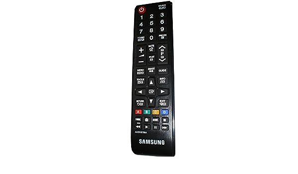 Samsung Aa59 00786a Remote Control Tm1240 Warranty Elektronik