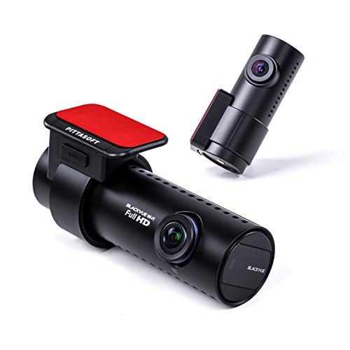 Blackvue DR650S-2CH inkl. 128GB Duale GPS Autokamera Dashcam Full HD Wi-Fi Cloud Dash-Cam