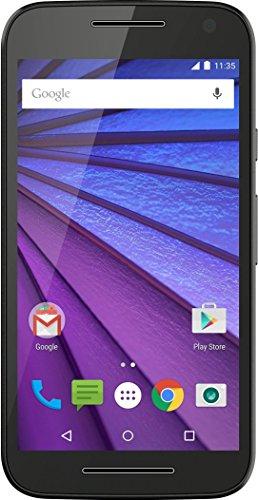 Preisvergleich Produktbild Motorola G 3. Generation Smartphone entsperrt 4 g 11, 4 cm (: 5 Zoll - einfach Micro-SIM - Android 5.1 Lollipop)