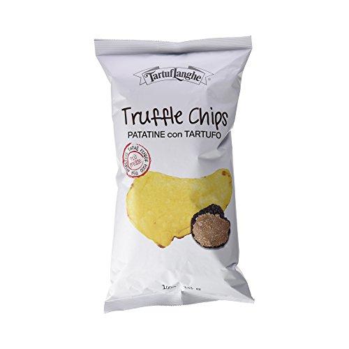 TartufLanghe Trüffel Chips - TruffleChips Patatine con Tartufo 100g