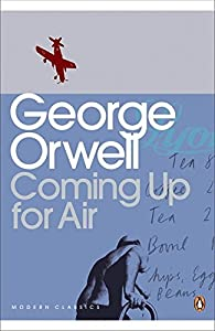 Coming Up for Air par George Orwell