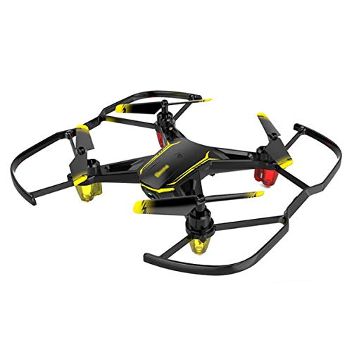 GTYW Mini Drone Anti-collisione Quadcopter decollo One-off 360 Gradi Flip Drone Giocattolo per Bambini Principianti,480P Fixed Height WiFi camera-14 * 14 * 4.5cm