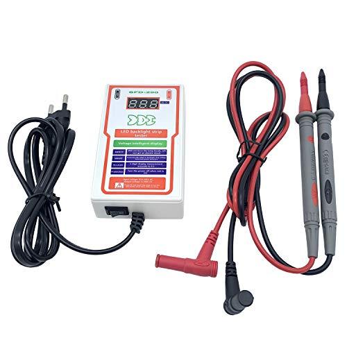 TOOGOO 0-320 V Ausgang LED Tester Reparier Werkzeug für LED Streifen Perlen Test für TV Hintergrundbeleuchtung Laptop Mehrzweck Detektor EU Stecker