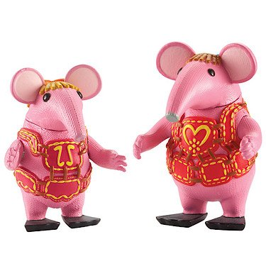 Clangers Collectible Figures